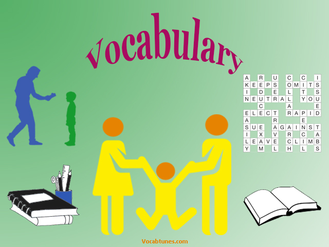 Parents' Guide to Enhance Kids' Vocabulary