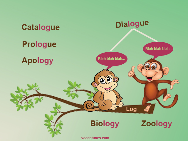 Know Greek Roots 'Log' and 'Logy' to Improve Your 'Etymology'